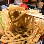太一商店 - おなじみのぶっとい太麺