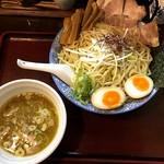 つけ麵 赤とんぼ - 特製つけ麺大(1,000円)