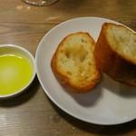 鉄板バル CHELSEA - セットのパン