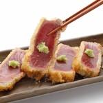 板前寿司 - 本まぐろレアカツ