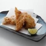 板前寿司 - とらふぐから揚げ