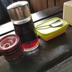 かばと製麺所 - 薬味