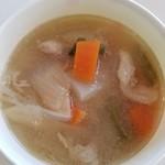 スマイルキッチン - 料理写真:豚汁 300円