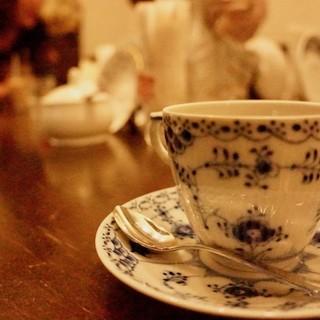 40種以上の香り豊かな美味しい紅茶