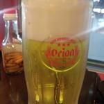 75659630 - オリオン樽生ビール