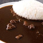 カレーの鬼 - 料理写真:48年間同じ味…ビーフカレー