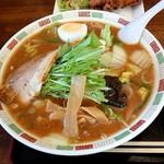 75661197 - 鶏味噌タンメン