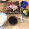 東 - 料理写真:刺身定食1450円です。