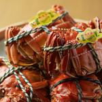チャイナルーム - 上海蟹