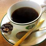 パイオニア牧場 - セットのコーヒー!
