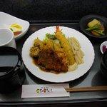 阿波膳ODORI - サービスランチ700円