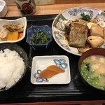 花のれん - 煮魚定食=730円