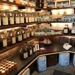 じょっぴんや - 豆の販売コーナーです(2017.10.31)