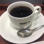 ドトールコーヒーショップ - ブレンド(M) 270円