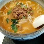 吉田 - 野菜はシャキシャキ、挽肉はちょい甘め味
