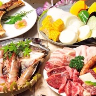 ◇A5ランクの佐賀牛のお肉を楽しめます♪