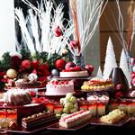 フォーシーズン - 料理写真:フレンチビュッフェクリスマススイーツ