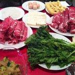 豚足鍋・豚焼肉料理 とんとん - 豚足火鍋コース