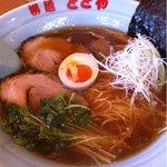 柳麺 ととや - 料理写真:ととやめん