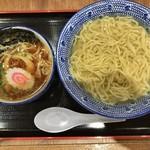 武蔵 - 料理写真:つけめん 大盛り1.5倍(345g) 830円