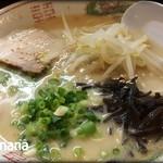 ちゃんぽん亭一天愛 - ラーメン 550円