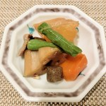 惣菜かざま - ごった煮