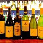 ブラン ド ブラン - 様々なワインがあります。