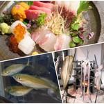 旬彩割鮮 きむら - 料理写真: