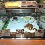 カフェ レクセル - ケーキさんたち
