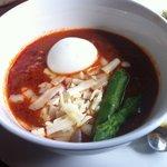 ソファリ - つけナポリタン(スープ)