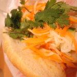 Pacific Sandwich Place - チキンのバインミー☆