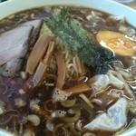 川越大勝軒 - ワンタン麺大盛り