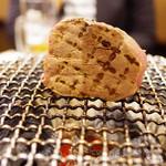 ミスター焼肉 - ぶ厚いヒレ焼き図