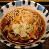 そば新 - 料理写真:天ぷらそば 340円