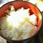 キッチングルメ味神戸 - ご飯