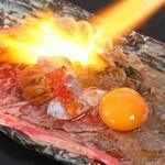 特選 うにお肉 おつまみ、、