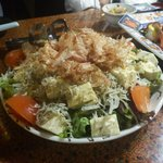 ほうりん - 豆腐サラダ