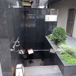 三田ばさら - 入口