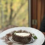 山のレストラン - チョコロール