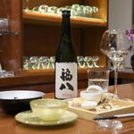 日本酒×ジャズバー リル・ダーリン - 福八