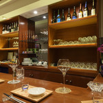 日本酒×ジャズバー リル・ダーリン - グラスや器にはこだわっております