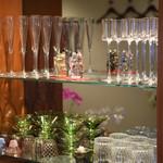 日本酒×ジャズバー リル・ダーリン - グラス