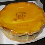 焼きたてチーズタルト専門店PABLO - ・「焼きたてチーズタルト ミディアム(\850)」