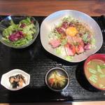 75697098 - ロースト鴨丼 900円