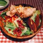 ハンバーグ&ステーキ食堂 KURAUZO - サラダ