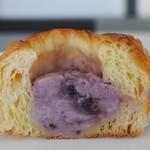 小麦畑 - ブルーベリークリームチーズデニッシュ