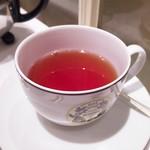 マリアージュフレール - アールグレイ フレンチブルー 1,000円 水色が美しく、香りがとても優雅。