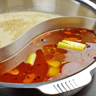 各種お鍋スタート