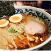九段 斑鳩 - 料理写真:煮玉子辛旨濃厚らー麺 880円 これぞ王道のWスープ!と言える完成度の高い一杯です。