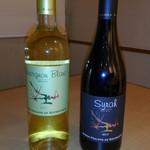 和食 ひと塩 - フランスワインはエノテカさんのお見立てです。